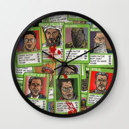 Choose Your Despot? Wall Clock