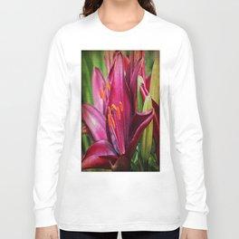 Daylily Long Sleeve T-shirt