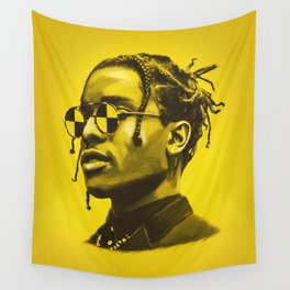 A$AP Rocky Wall Tapestry