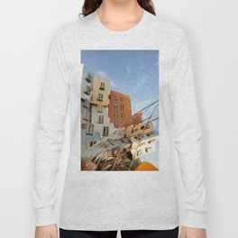 The Ray and Maria Stata Center Long Sleeve T-shirt