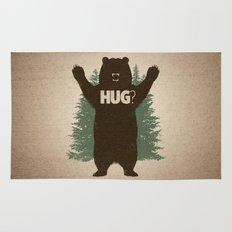 Bear Hug Rug
