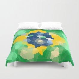 Brazil  Duvet Cover