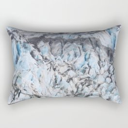 Glacier Bay National Park Alaska Wilderness Rectangular Pillow