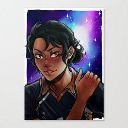 starry yamaguchi Canvas Print