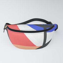 Abstract Landscape Fanny Pack
