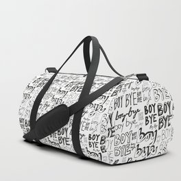 BOY BYE Duffle Bag