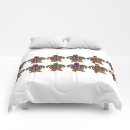 Turtlenecks Comforters
