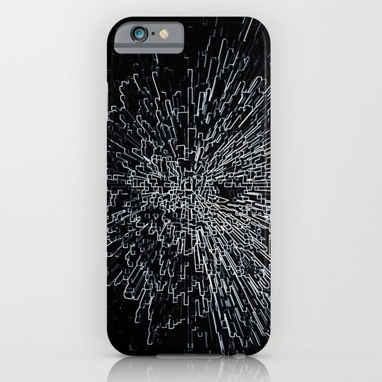 Digital Art Abstract iPhone & iPod Case