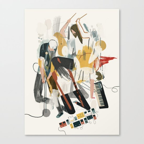 Healthy Canvas Print