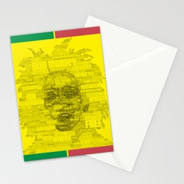 Words of Reggae Stationery Cards