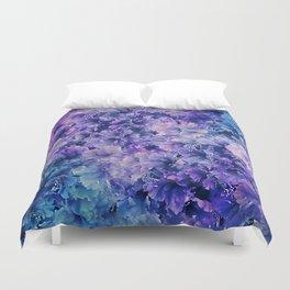 Hibiscus Flower Pattern Duvet Cover