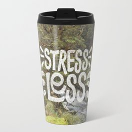 Stress Less Travel Mug