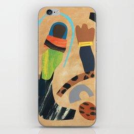 Acrobats iPhone Skin