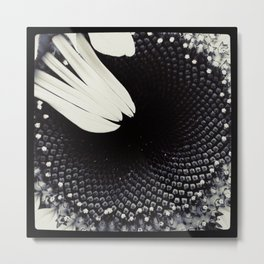 FLOWER 007 Metal Print
