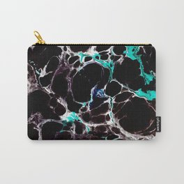 Neon Nebula I Carry-All Pouch