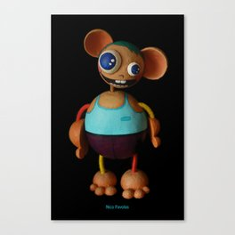 Nico Favolas Canvas Print