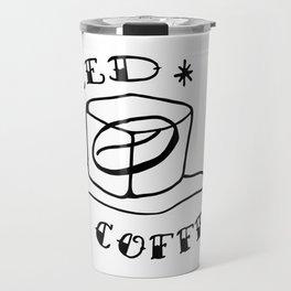Caffeine Chillz Travel Mug