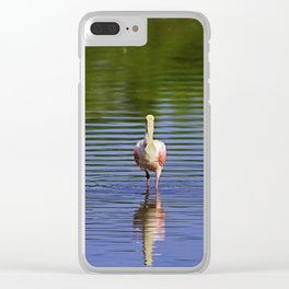 Silent Craving Clear iPhone Case