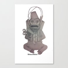 Monkey Bomb  Canvas Print
