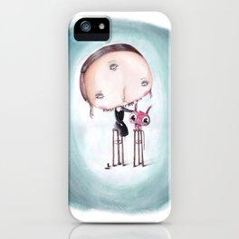 Mind iPhone Case