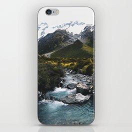 Glacial Dreams iPhone Skin