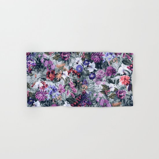 Botanical Dreams Hand & Bath Towel