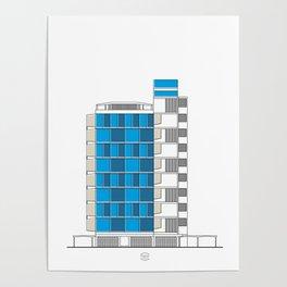 Facultad de Arquitectura y Urbanismo (FAU) Poster
