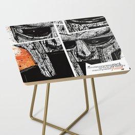 MF Doom Side Table