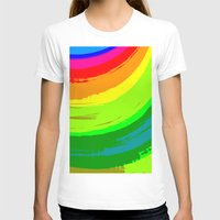 pride T-shirts featuring Pride by Vix Edwards - Fugly Manor Art