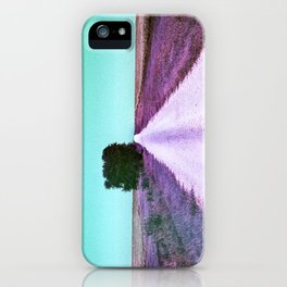 In Them Old Cotton Fields Back Home - 002 iPhone Case