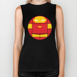 Iron Man | Projekt Sirkols Biker Tank