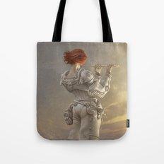 Mars Sonata Tote Bag