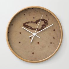 We found love Wall Clock