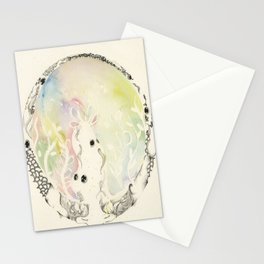 Circle of Objects And  Subjects; Round Two Series  Stationery Cards