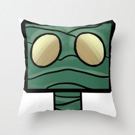 Amumu Blocks Throw Pillow