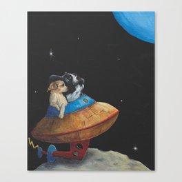 The Honeymooners Canvas Print