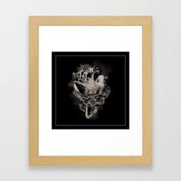 Premonition Framed Art Print