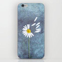 Daisy III iPhone Skin