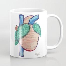 Strawberry Heart Coffee Mug