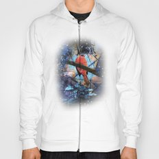 The Cardinals Land In Blue Hoody