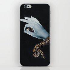 All seeing eye II. iPhone & iPod Skin