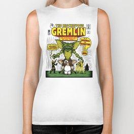 The Mischievous Gremlin Biker Tank