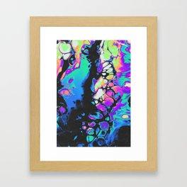JUKEBOX JOINTS Framed Art Print