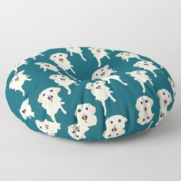 Pancake Pattern Floor Pillow
