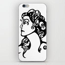 Gypsy Sorrow iPhone Skin