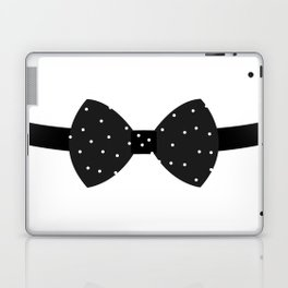 Polka dot belt Laptop & iPad Skin