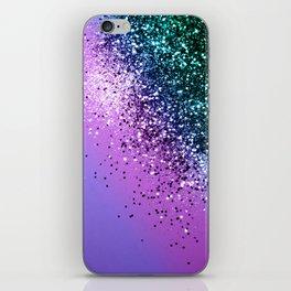 Unicorn Girls Glitter #20 #shiny #decor #art #society6 iPhone Skin