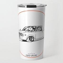 Crazy Car Art 0212 Travel Mug