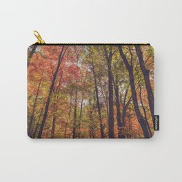 Fall Forest Carry-All Pouch