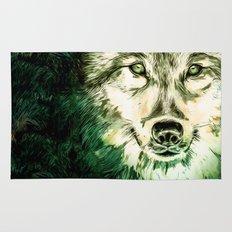 My Wolf Rug
